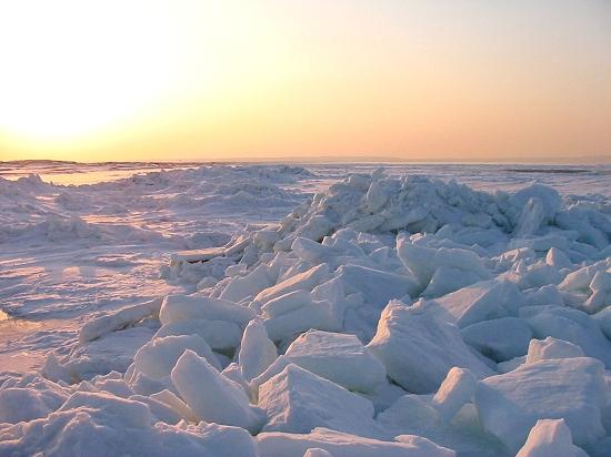 流氷ビューポイント