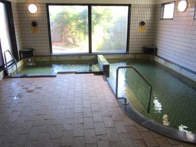 温泉-緑の湯